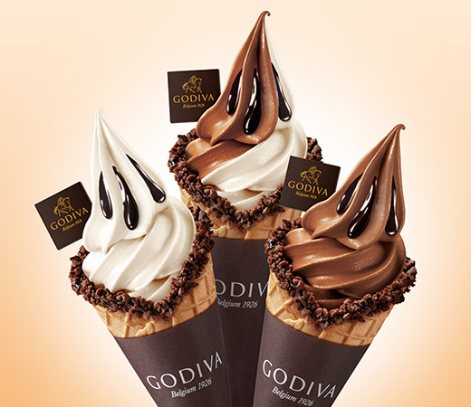 Chocolate Soft Serve