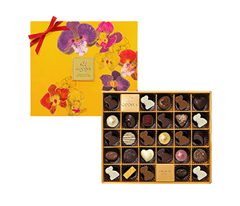 Year of The Dog - Limited Edition Chocolate Gift Box 28pcs.