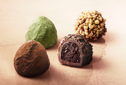 Chocolate Truffes Collection